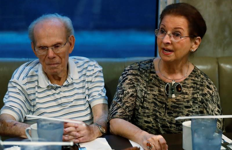 Aging Holocaust survivors try to sue over Nazi-era insurance