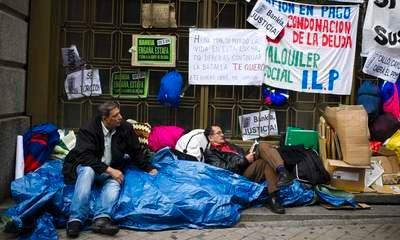 Spain: Eviction Orders Top 75,000 In 2012