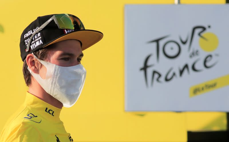 Cycling: Roglic in prime position but Pogacar ready to go for the throat