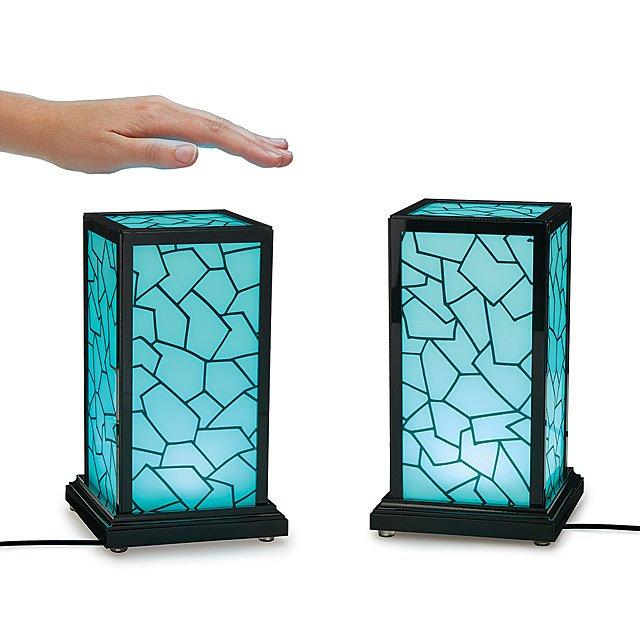 Long Distance Touch Lamps (Credit: Uncommon Goods)