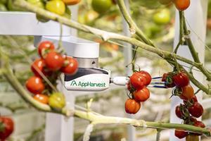 AppHarvest has acquired the agricultural robotics and artificial intelligence company, Root AI, to improve efficiency and sustainability.
