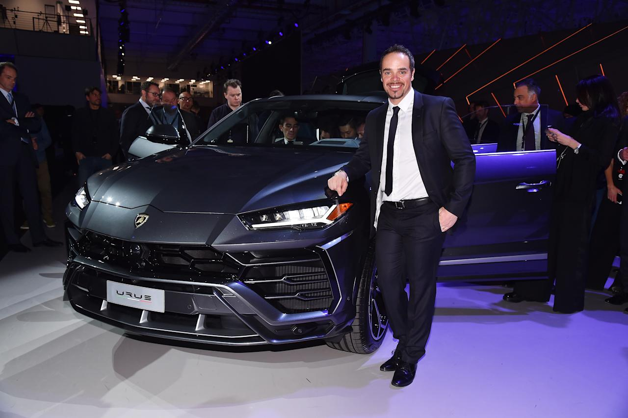 <p>Lamborghini unveiled its new SUV, the Urus, in Italy on December 4, 2017. The carmaker is set to launch the Urus in India on January 11, 2018, at an estimated price of Rs 3.0 crore. </p>