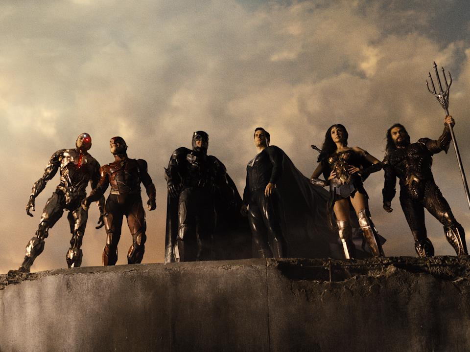 Batman and Wonder Woman enlist a team capable of protecting the world (Warner Bros)