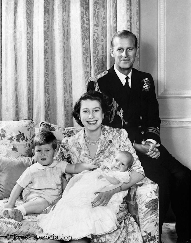 Queen Elizabeth, the Navy Wife! See a Throwback Photo of ...
