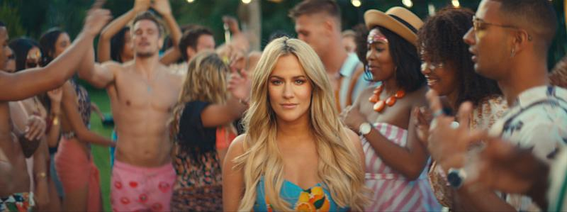 Caroline Flack won't be hosting the upcoming series of 'Love Island'. (ITV)