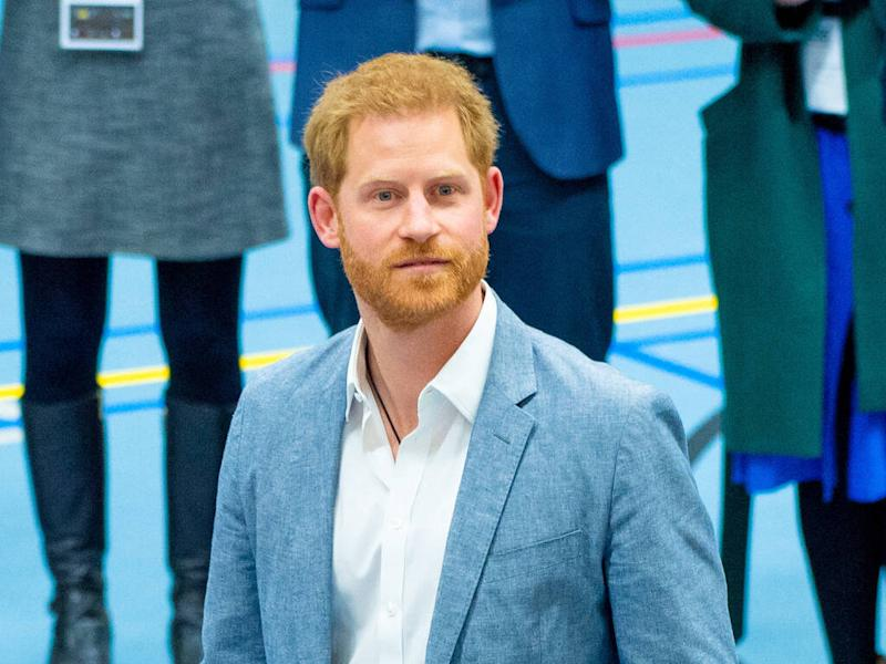 Prince Harry slams 'offensive' claims he mishandled royal funds