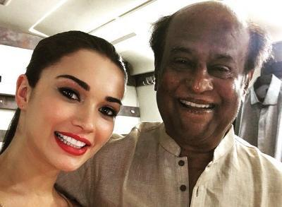 <div><strong>Amy Jackson:</strong> The British actress, who was last seen in the Bollywood movie Freaky Ali, will be starring opposite Rajinikanth's next film – sci-fi flick, 2.0. The film will see Jackson performing some high-voltage action scenes involving aerial work. Directed by Shankar, the film which also features Akshay Kumar, will release in over three languages, and is slated to hit the theatres during Diwali, this year. The 25-year-old Amy Jackson is one of the youngest actresses to be paired opposite Rajini. </div>