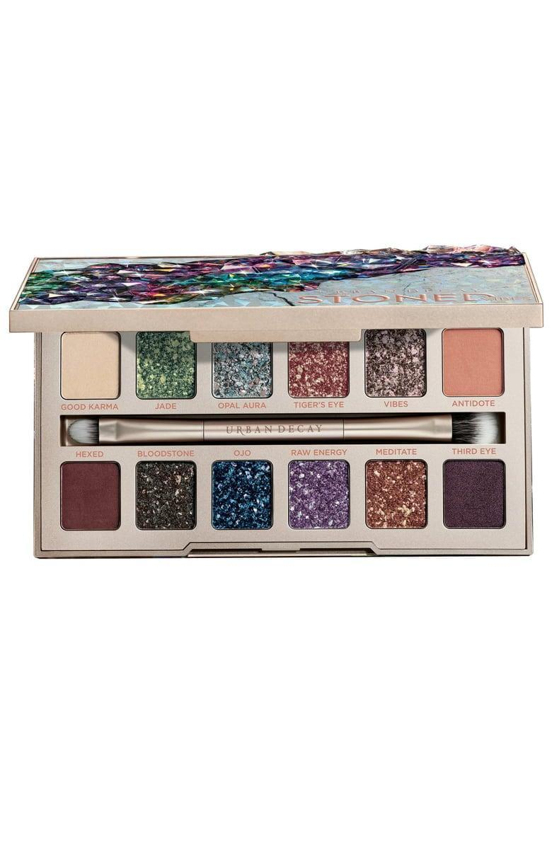 <p>We're obsessed with all the major shades in this <span>Urban Decay Stoned Vibes Eyeshadow Palette</span> ($46, originally $54).</p>