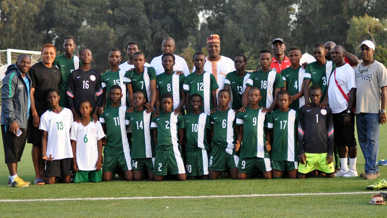 The Future Eagles are currently in the north African nation, where they will play two friendlies against the hosts' national youth side