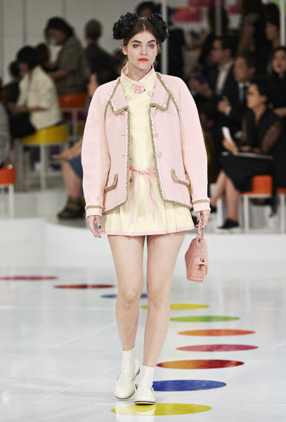 Chanel Cruise Collection 2016