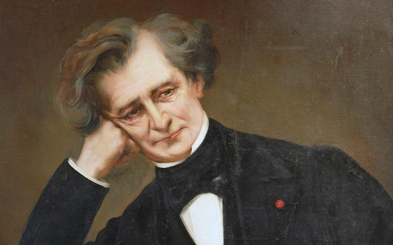 The composer Hector Berlioz, the master of romantic yearning - Getty/De Agostini