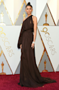 <p>Ladies and gentlemen: The Giambattista Valli Couture one-shoulder dress, worn to the 2018 Oscars. This look speaks for itself. </p>