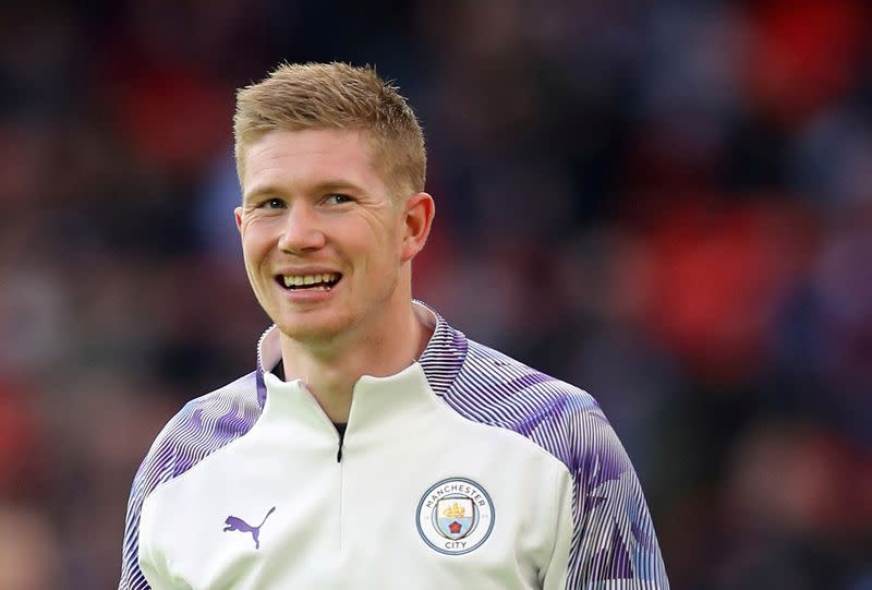 Kevin De Bruyne, Beth England win PFA Player of the Year awards