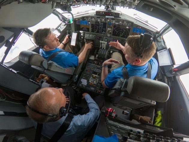 Boeing CEO in 737 MAX