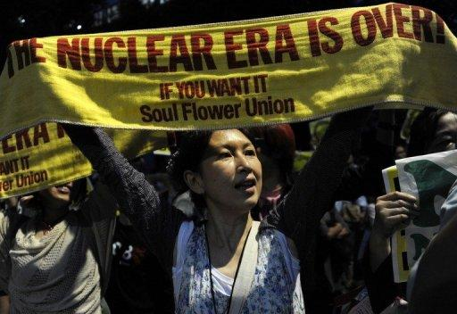 Japan had been left without nuclear power since early May when the last of its 50 working reactors was shut down