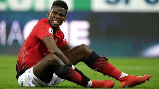 Manchester United travel to Tottenham on Sunday hoping to continue their resurgence and are boosted by a return to fitness of Paul Pogba.