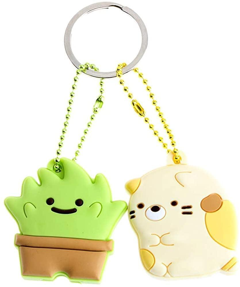<p>They can keep track of which key is which on their keychain thanks to these cute <span>Key Cap Covers Set</span> ($15).</p>