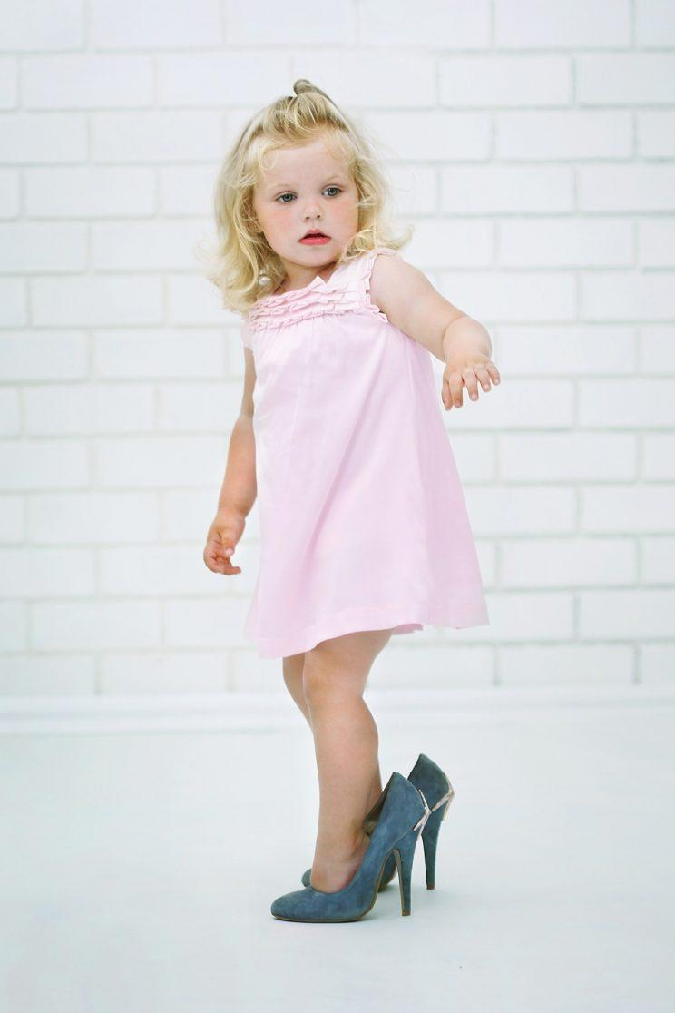 High heels designed for toddlers are freaking parents out.