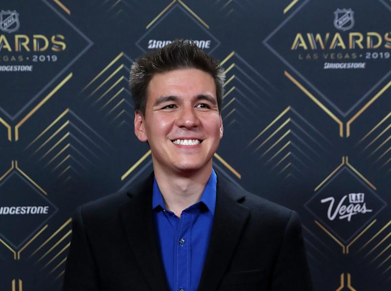 "James Holzhauer is in the ""Jeopardy!"" Tournament of Champions finale."