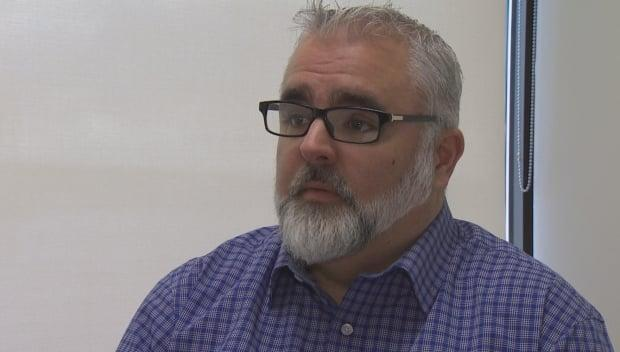 Jeff Bishop, executive director of Forest Nova Scotia, was one of 12 people named Tuesday to the roundtable on environment and sustainable prosperity.  (CBC - image credit)