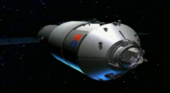 Europe May Work With China on Space Station