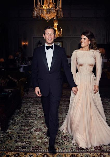 Princess Eugenie Glows in New Photo Shared by Zac Posen