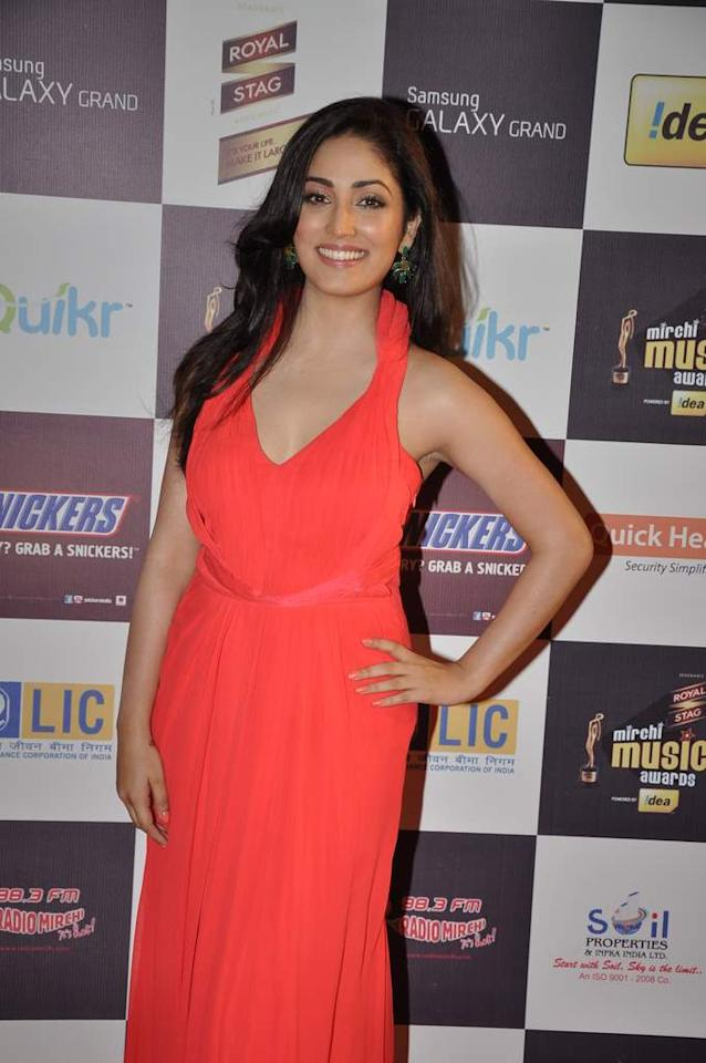 The super pretty young star Yami Gautam also started her career young. And her debut film was just a massive hit! What a way to start out in Bollywood huh? She also keeps us asking for more with each red carpet appearance.