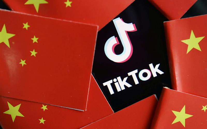 TikTok is currently owned by China's ByteDance