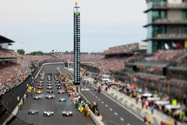 IndyCar: 103rd Running of the Indianapolis 500