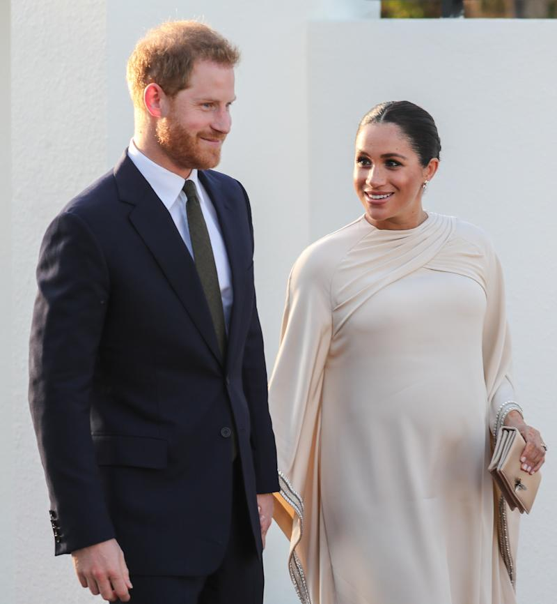 The Palace Has Responded To Reports That Meghan Markle And