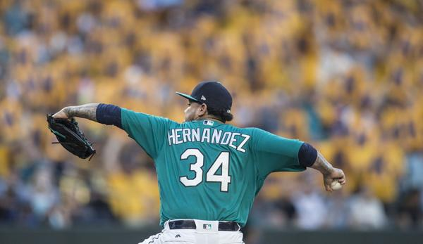 "MLB: Roundup: Return of the ""King Felix"""
