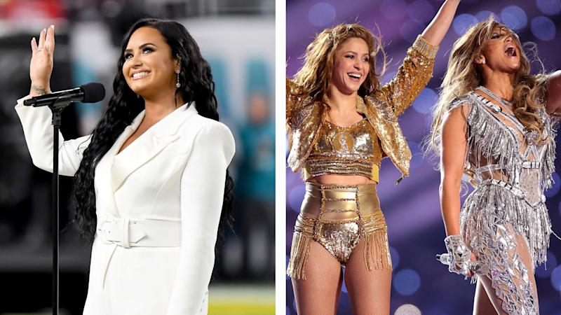 For Latinas, Super Bowl 2020 Was a Night of Triumph—And Debate