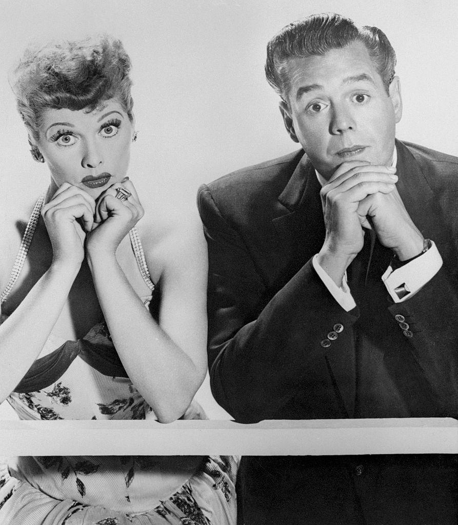 """<p>No one makes us laugh harder than Lucy and Ricky in <em>I Love Lucy</em>, which makes them a great pair for the couple that brings life to every party. Plus, how can you resist twirling around for a night in a flowing 50s dress? </p><p><strong>More: </strong><a href=""""https://www.townandcountrymag.com/society/news/g2418/lucille-ball-vintage-photos/"""" rel=""""nofollow noopener"""" target=""""_blank"""" data-ylk=""""slk:Rarely-Seen Photos of Lucille Ball"""" class=""""link rapid-noclick-resp"""">Rarely-Seen Photos of Lucille Ball</a><br></p>"""