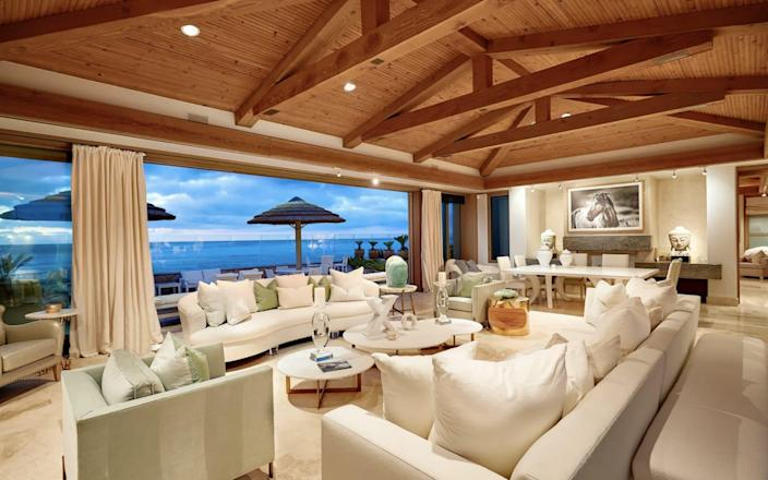Bill and Melinda Gates have a $43 million oceanfront home in San Diego - The Guiltinan Group