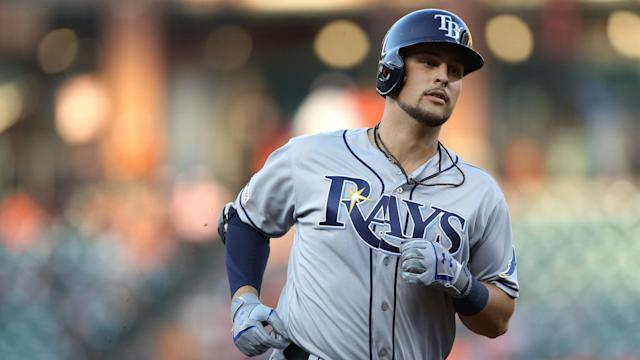 The Tampa Bay Rays extended their winning streak to three by crushing the Baltimore Orioles.