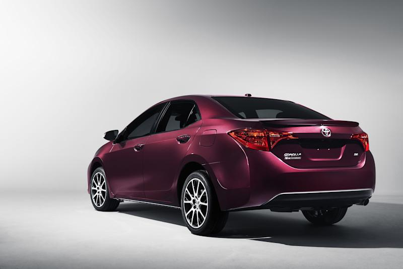 The 2018 Toyota Corolla is under investigation for potentially faulty airbags.