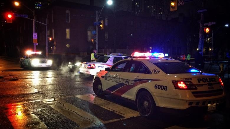 Man, 62, dies after struck downtown in hit-and-run but vehicle returns to scene