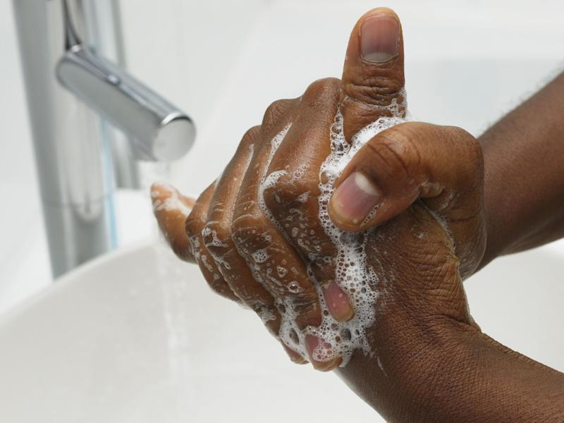 Hand washing may not be as effective as we think: iStock