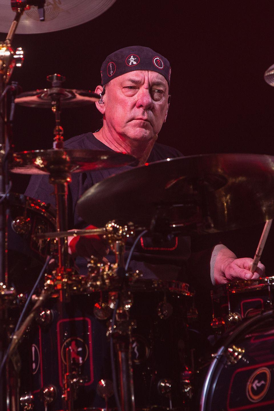 "<p>""RIP Neil Peart drummer for Canadian rock band #Rush Condolences to his family and fellow band members Geddy and Alex #Rush #neilpeart."" - Bryan Adams</p>"