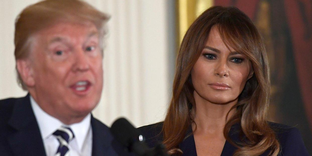 c5f83879f What would happen if Donald and Melania Trump got a divorce?