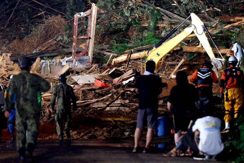 '...The Water Rose So Fast': Japan Floods, Mudslides Cause 34 Fatalities, Many at Elderly Home Facilities