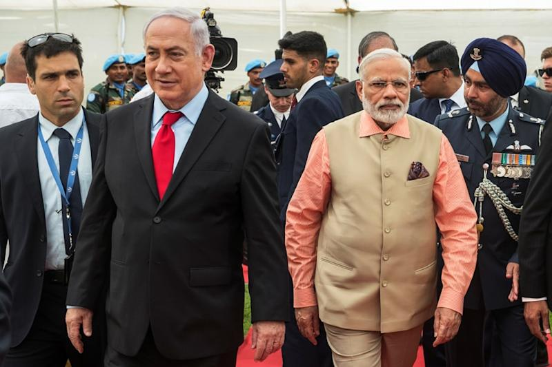 Israel Says Supply of Med Equipment to India is Reciprocation of Earlier Covid-19 Assistance