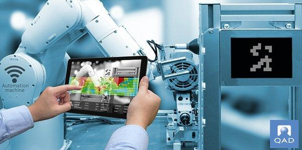 QAD Advanced Technology Program helps QAD customers to navigate the fast-moving and crucially important world of technological innovation as it applies to manufacturing companies and the processes, they use to run their businesses.