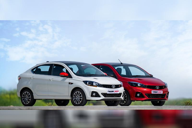 New Tata Tiago JTP and Tigor JTP Launched in India at Rs 6.69 Lakh