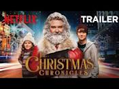 "<p>There is a confusing fascination in American holiday culture with wanting to either capture Santa, help Santa escape the law, or in the case of 1994's <em>The Santa Clause</em>, tend to Santa's mortality. In this 2018 film, Kurt Russell plays Santa Claus, who finds himself in the crosshairs of two kids who want to capture him.</p><p><a class=""link rapid-noclick-resp"" href=""https://www.netflix.com/watch/80199682?source=35"" rel=""nofollow noopener"" target=""_blank"" data-ylk=""slk:Watch Now"">Watch Now</a></p><p><a href=""https://www.youtube.com/watch?v=YaeDa_Uempk"" rel=""nofollow noopener"" target=""_blank"" data-ylk=""slk:See the original post on Youtube"" class=""link rapid-noclick-resp"">See the original post on Youtube</a></p>"