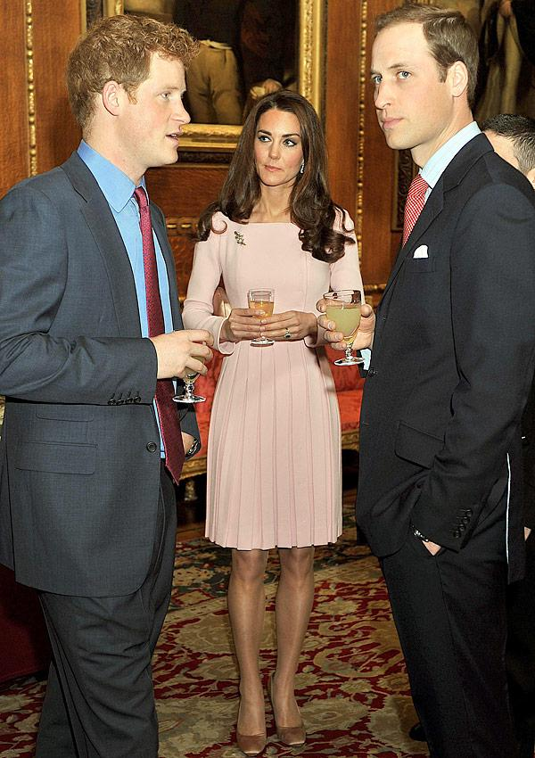 Kate Middleton Pretty In Pink $2,000 Dress For Queen's Diamond Jubilee