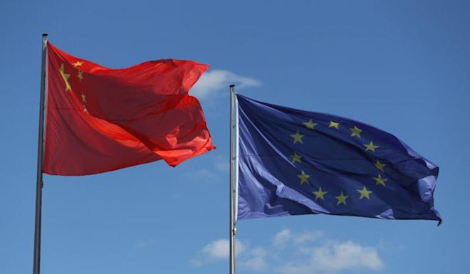 "The EU report said it was ""entirely plausible"" for European companies to experience a sudden disruption to their operations should they become targets for Beijing's ire. Photo: Getty Images"