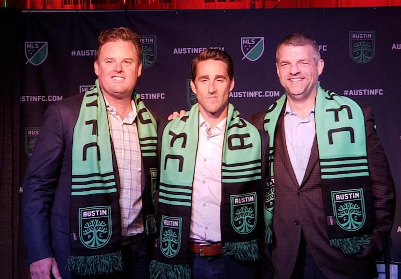 Josh Wolff named as first Austin FC head coach