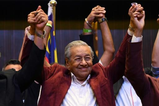 When he takes power, Mahathir Mohamad, 92, will be the oldest prime minister in the world