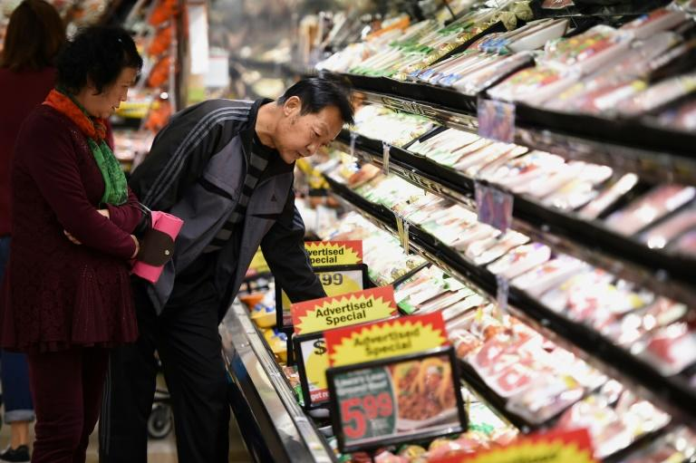 The 'core' Consumer Price Index, which excludes volatile food and fuel prices, actually contracted for the first time in seven years
